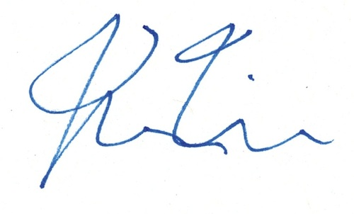 Jeremy Nichols Signature
