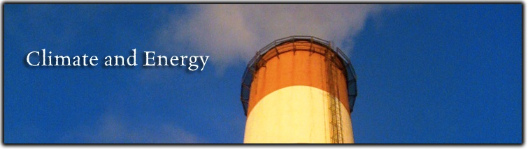 Climate and Energy Web Banner
