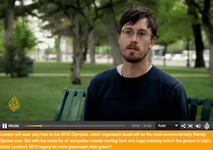 Al Jazeera Kennecott Video
