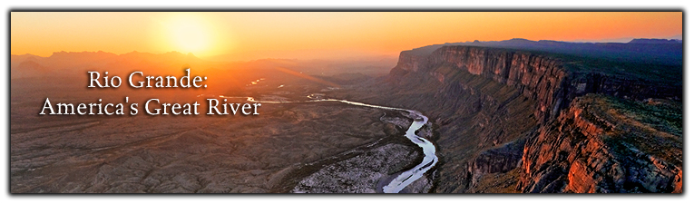 Banner Rio Grande Americas Great River