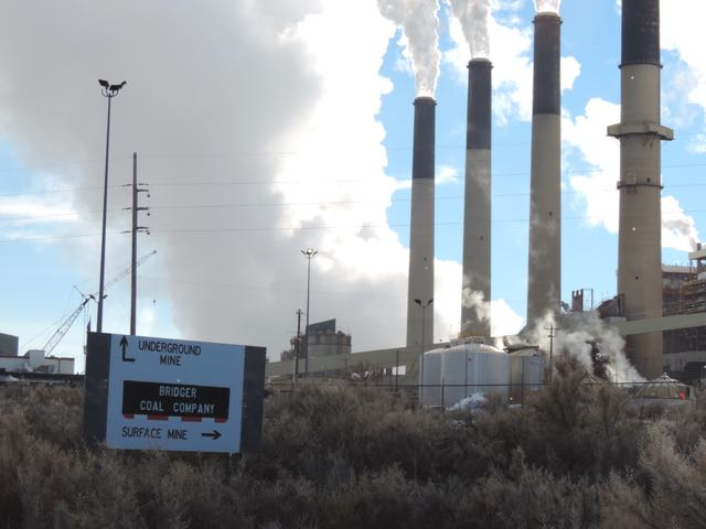 Bridger coal company pc WildEarth Guardians