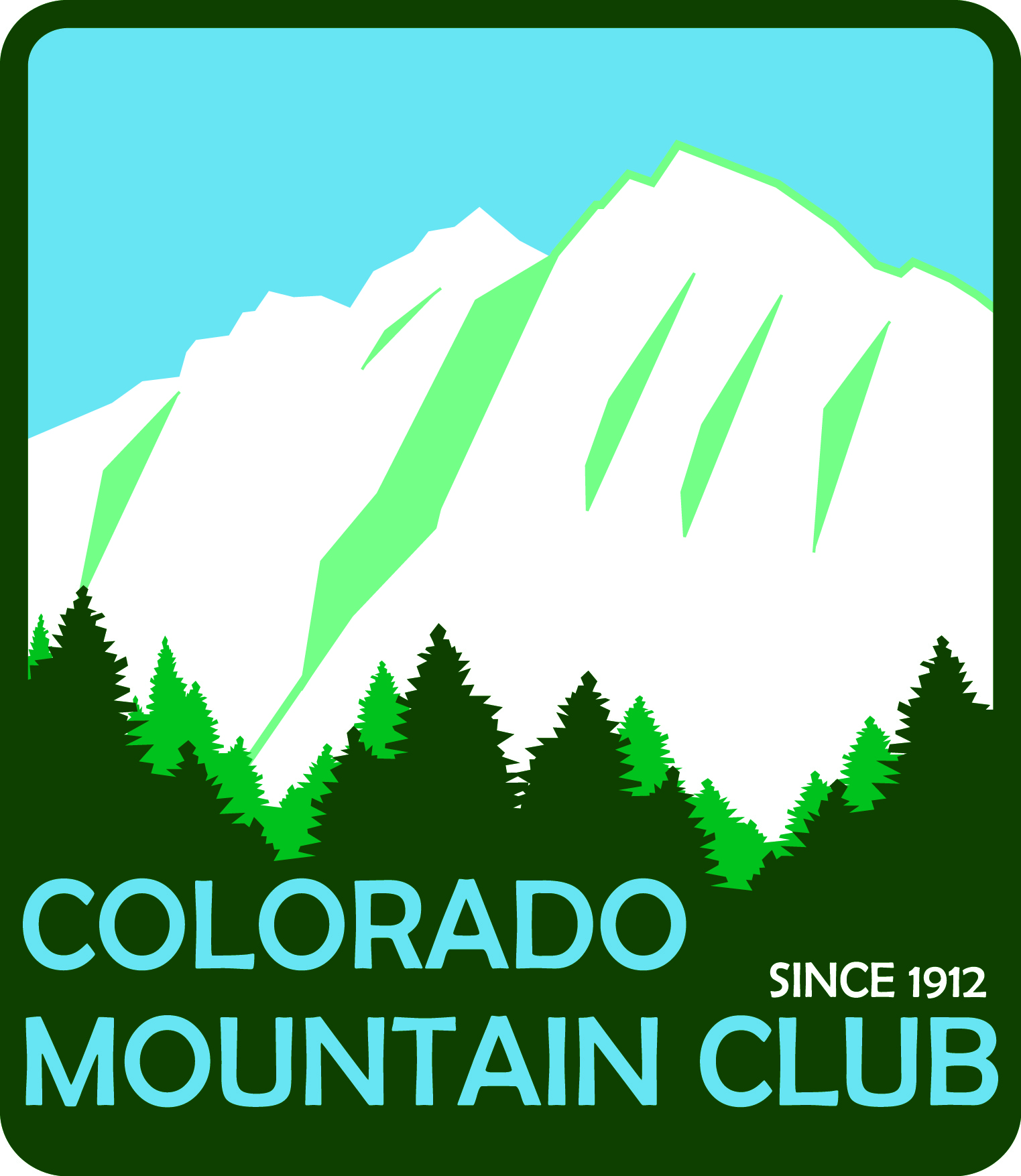 Colorado Mountain Club logo