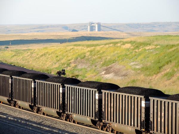 Coal Train pc WildEarth Guardians
