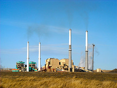 Colstrip Power Plant in Montana pc WG