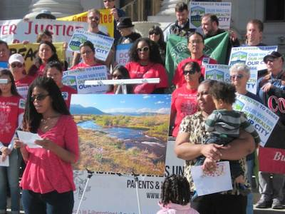 Don't Frack Denver pc Food and Water Watch