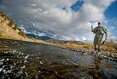 Fly Fishing in Montana pc Scott Butner CC Flickr