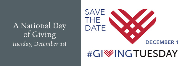 Giving Tuesday Slider 2015