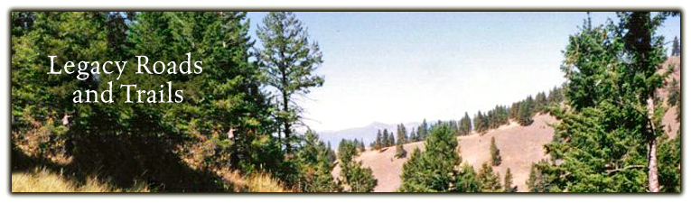 Legacy roads and trails page banner  pc Wildlands CPR