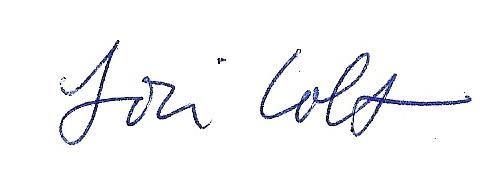 Lori Colt Signature