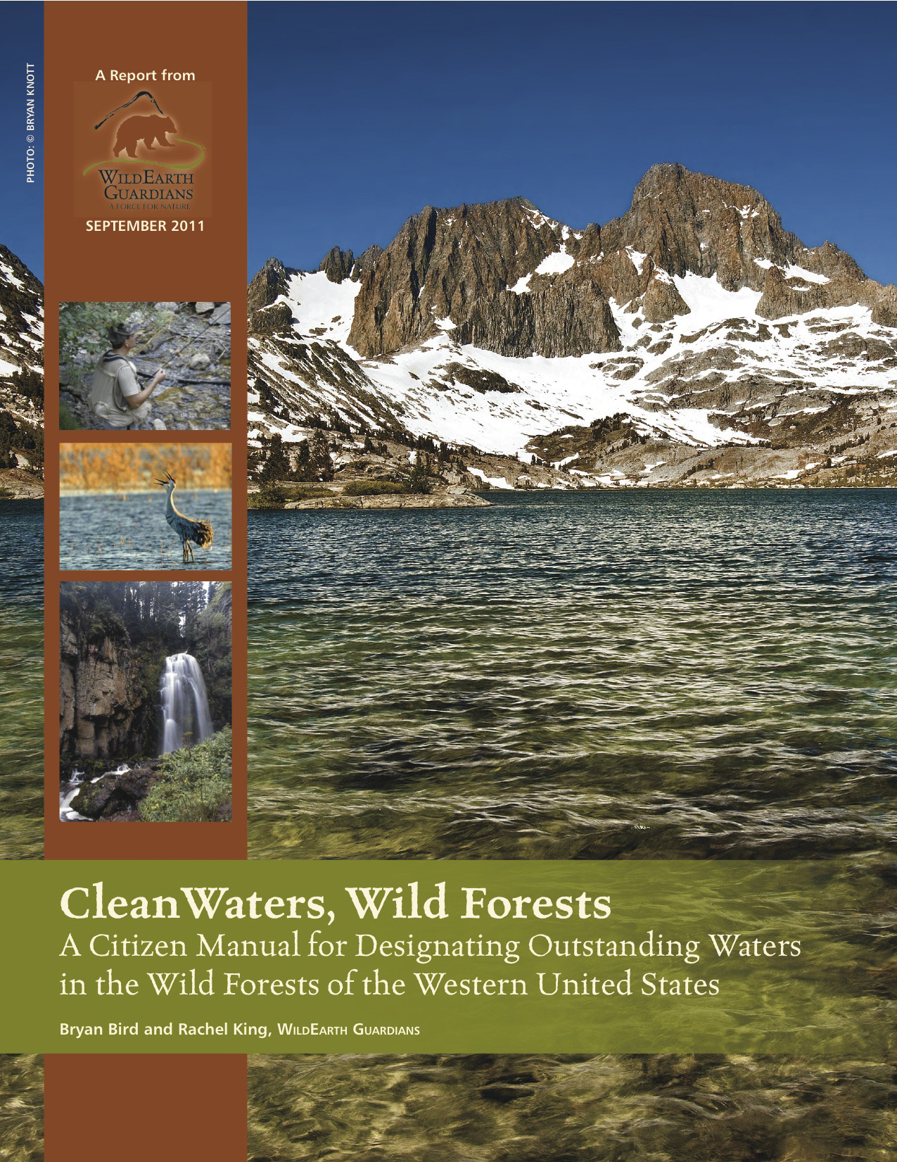 Clean Water, Wild Forests Report