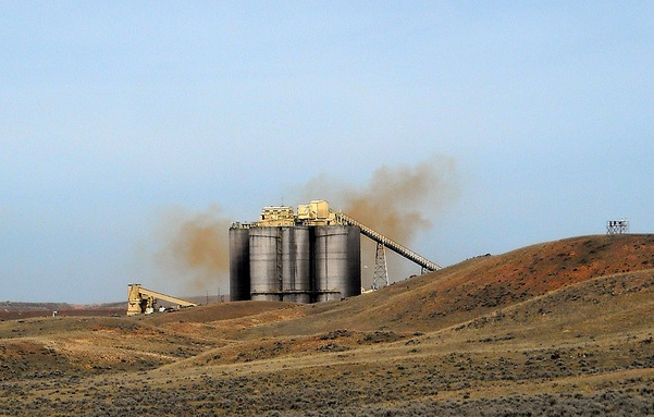 Powder River Basin mine pc WildEarth Guardians