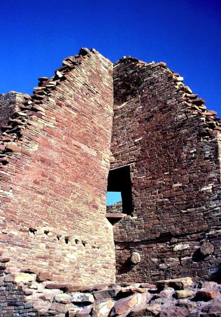 Pueblo Bonito Chaco Canyon pc NPS
