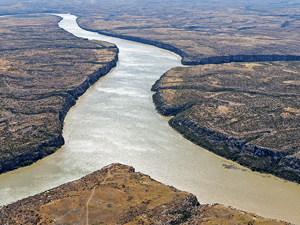 Birdseye View of Rio Grande