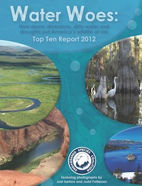 Water Woes Top Ten Report Cover Image