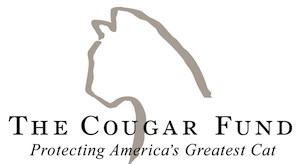 The Cougar Fund Logo