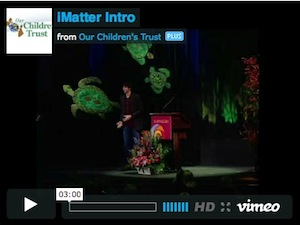 iMatter Children's Trust Video