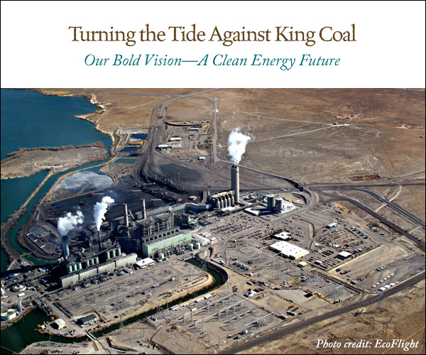 Turning the Tide Against King Coal pc EcoFlight