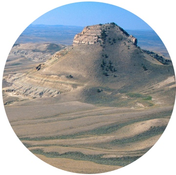 Oregon_Buttes circle pc Erik Molvar
