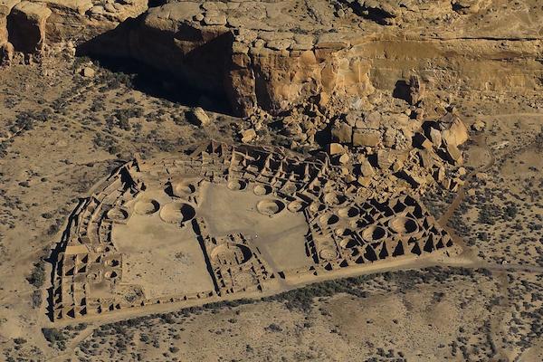 Chaco Canyon pc EcoFlight